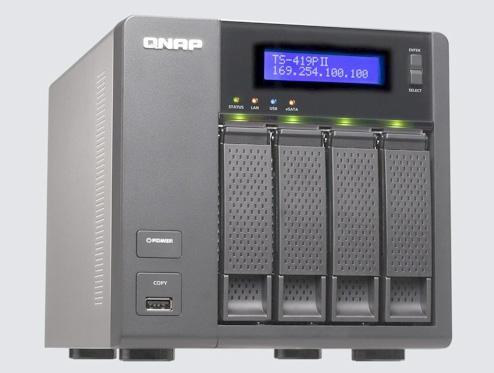 QNAP社製 TS-419PII