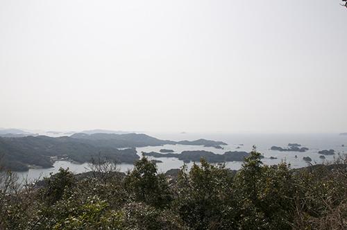 赤崎岳眺望